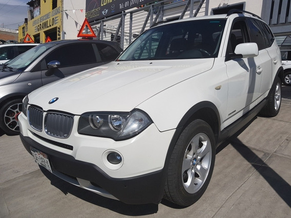 Bmw X3 2.5 Sia Lujo At 2010
