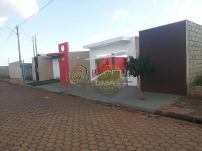 Casa Residencial À Venda, Centro, Jardinópolis - Ca5392. - Ca5392