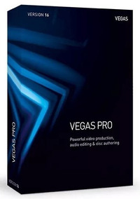 Programa Sony Vegas Pro 2018: Editor De Vídeos 2licença