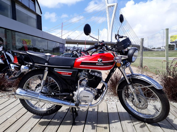 Moto Zanella Sapucai 125 - 200 + Regalos!