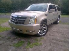Cadillac Escalade Platinum 2012 Dvd Piel Q/c Unico Dueño