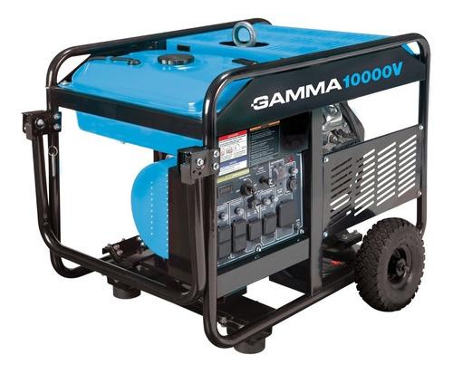 Grupo Generador Gamma 10.000w Ge3469 220/380v Continuo