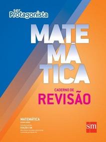 Ser Protagonista - Matemática - Caderno De Revisão - Ensin