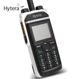 Handy Hytera Pd686 Uhf Dmr Full Telefonia Ip Y Trunking
