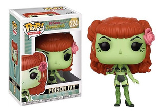 Funko Pop Dc Comics Poison Ivy