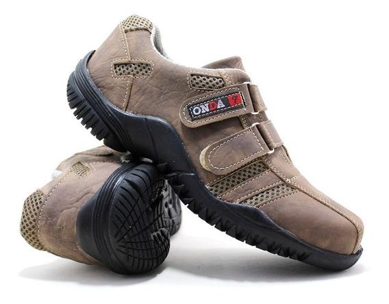 Sapato Tênis Casual Confortavel Resistente Barato Oferta