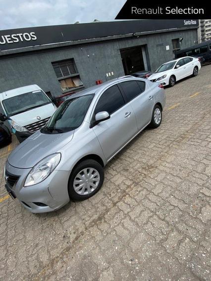 Nissan Versa Sense Full 2012