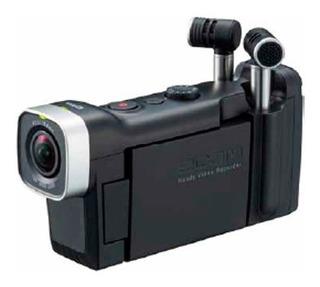 Ftm Grabadora Portatil Video Zoom Q4 - Digital - Handy Recor