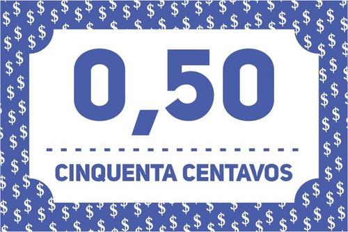 Tickets Festa Junina(1mil Reais Em Tickets De 0,50 Centavos)