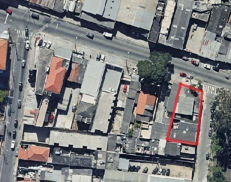 Imagem 1 de 2 de Terreno À Venda, 388 M² Por R$ 1.100.000,00 - Cangaíba - São Paulo/sp - Te0403