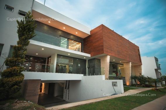 Construcción Casas De Lujo En Guadalajara