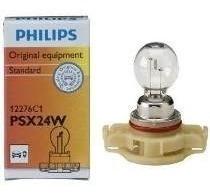 Lampada Farol Auxiliar Milha 207 C3 C4 208 3008 Psw24w H16