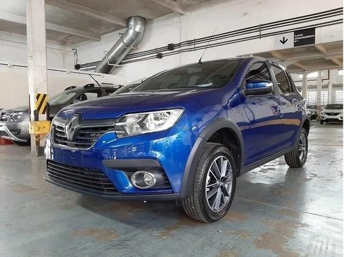 Renault Sandero 2021 1.6 Intense Cvt (gl)