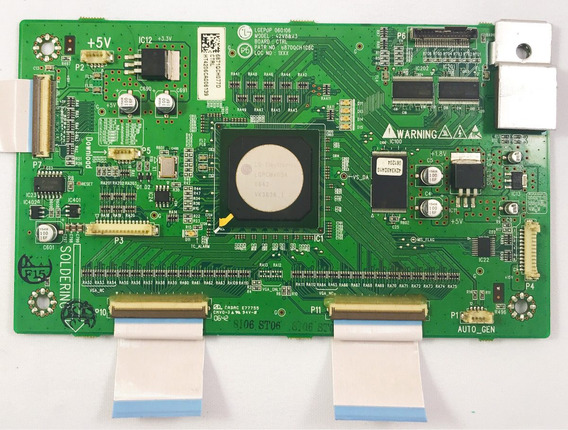 Placa T-con Lg 42pc1rv Plt-4270 6870qch106c