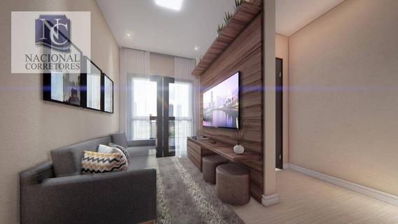 Sobrado Com 2 Dormitórios À Venda, 152 M² Por R$ 390.000 - Parque Das Nações - Santo André/sp - So3532