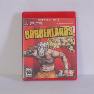 Borderlands 1 - Playstation 3 Ps3
