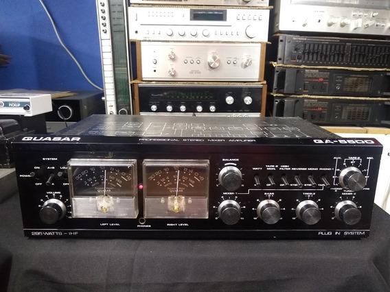 Amplificador Integrado Quasar Qa5500 N Polyvox Gradiente Cce