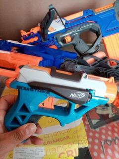 Pistolas Nerf Usadas