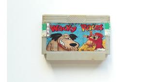 5 : Wacky Races Cartucho De Los 90 Family Game