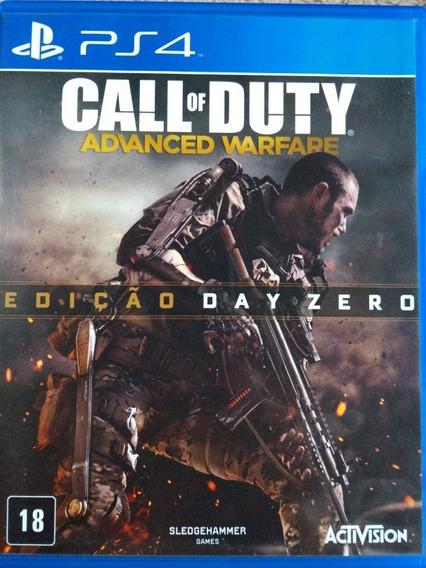 Call Of Duty Advanced Warfare Mídia Fisica