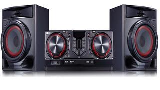 Lg Equipo De Sonido Cj44 - 480w Sellado