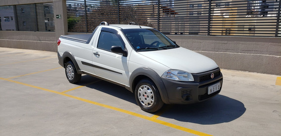 Fiat Strada Cab. Simples 1.4 8v Working Completo 2015