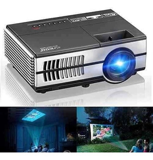 Eug Lcd Mini Proyector Multimedia Home Theater Projector Por