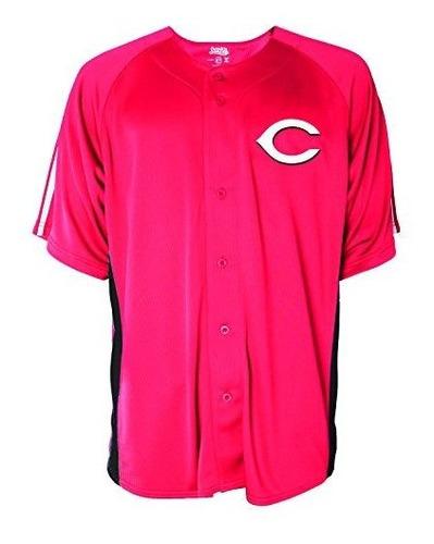 Botón Mlb New York Yankees Hombres Camiseta De Moda, Marina