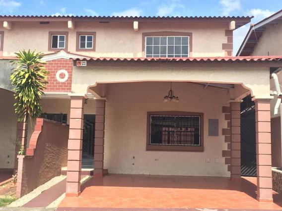 Casa 190mts Los Cortijos Arraijan *ppz1911473*