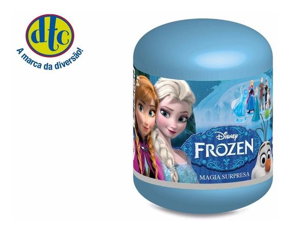 Bonecos Disney Frozen Magia Surpresa Brinquedo Dtc 3619 C/10