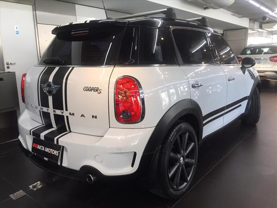 Mini Countryman 1.6 S Turbo 16v 184cv