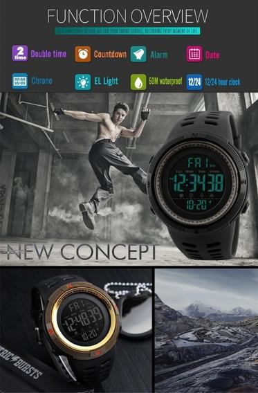 Relógio Skmei Digital Casual