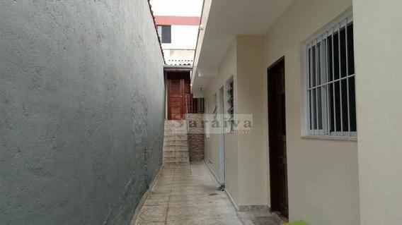 Casa Com 2 Dormitórios À Venda, 125 M² Por R$ 360.000 - Assunção - São Bernardo Do Campo/sp - Ca0345
