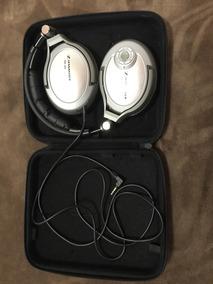 Headphone Sennheiser Pxc450 Com Cancelamento De Som Ativo!