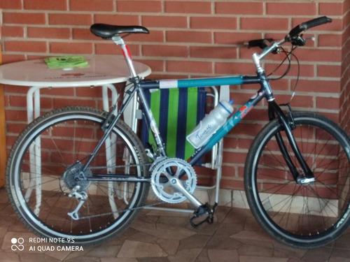 Mountainbike Preparada Para Ruta