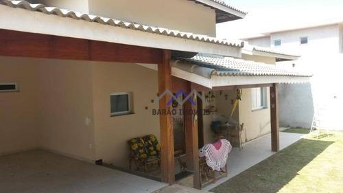 Chácara Com 3 Dormitórios À Venda, 450 M² Por R$ 636.000,00 - Parque Videiras - Jarinu/sp - Ch0052