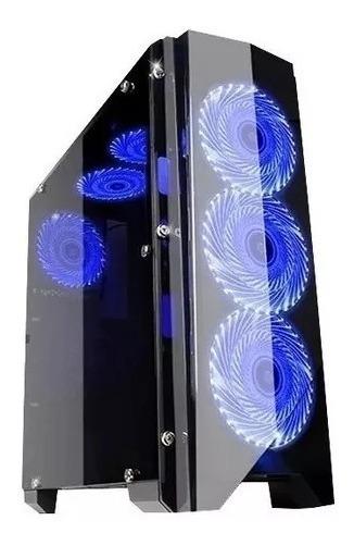 Cpu Intel I5 3470 8gb Ssd 120 Hd 500 + Fonte Real 500w
