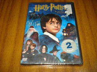 Dvd Harry Potter Y La Piedra Filosofal (nuevo) Deluxe 2 Cd