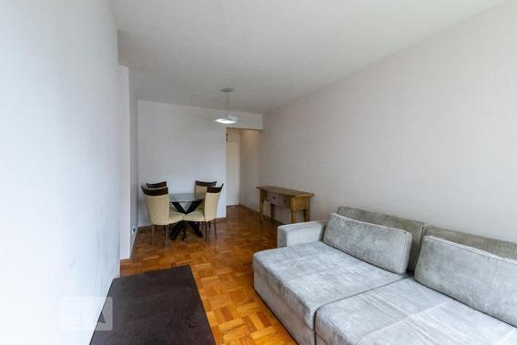 Apartamento No 10º Andar Mobiliado Com 3 Dormitórios E 1 Garagem - Id: 892977170 - 277170
