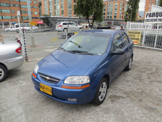 Chevrolet Aveo 1.5cc Mt