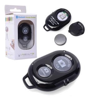 Controle Remoto Bluetooth Tira Fotos Celular Andróid Ios
