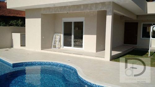 Casa Com 3 Dormitórios À Venda, 250 M² Por R$ 1.135.000,00 - Condomínio Vila Hípica Ii - Vinhedo/sp - Ca2860