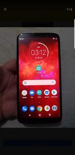 Motorola Moto Z3 Play 4g 64gb Na Caixa Zeradinho.