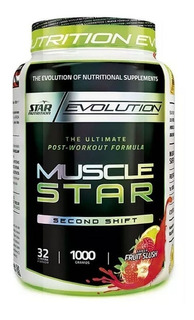 Muscle Star 1kg Star Nutrition Post Workout Recuperacion