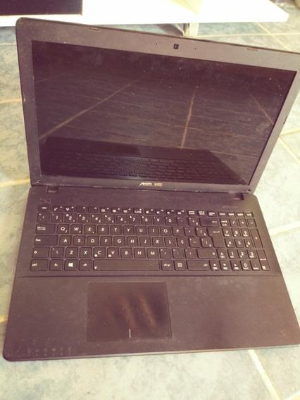 Notebook Asus X552e Carcaça Tela E Teclado (usado)