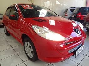 Peugeot 207 Xr Hb 1.4 8v Flex 2012 Completo Único Dono