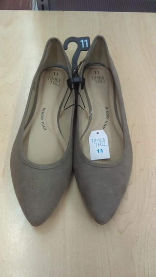 Zapatos Flats Nuevos #11 Usa ( 8 Mexicano)