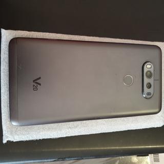 LG V20 64gb Titan Black 7/10 4gb Ram