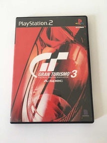 Gran Turismo 3 - Original - Ntsc J - Playstation 2