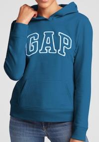 Moletom Gap Feminino Original, Modelo Canguru Adulto.